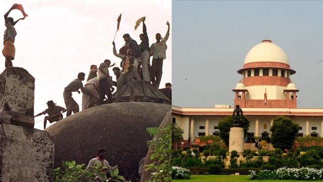 ہنگامہ کررہے ہندوفریقین کے وکلاءکو چیف جسٹس نے عدالت سے باہر نکلوایا۔راجیودھون کی بحث مکمل ، عدالت کا فیصلہ محفوظ