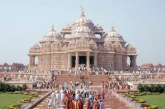 ابو ظہبی میں 2020ءتک ہندوو¿ں کے پہلے مندر کی تعمیر مکمل ہوجائے گی،دہلی کے اکشر دھام مندر کی طرح بنایا گیاہے نقشہ