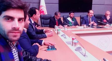 پاکستان میڈیا کلب کا دورہ ترکی