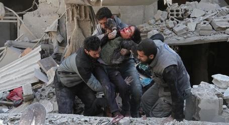 شام کے مشرقی غوطہ سے 27 ہزار افراد نقل مکانی مجبور