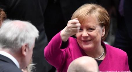 مسلمان اور اسلام دونوں جرمنی کا حصہ ہیں میرکل کا یہ بیان کہیں کوئی سازش تو نہیں