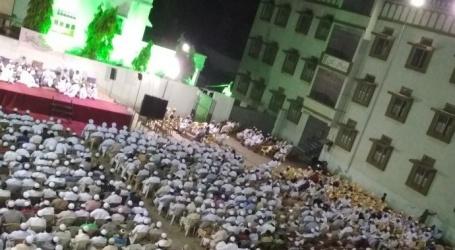 مدرسہ عربیہ اسلا میہ دارالعلوم الفضل، جوہاپورہ میں جلسہ دستار بندی اورتقسیم ِاسناد