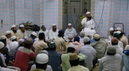 مسجد حاجی محمد جان احاطہ کیدار ہ میںاصلاح معاشرہ کانفرنس کا انعقاد