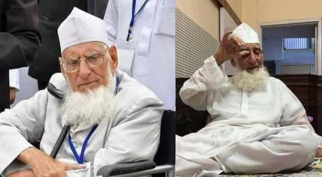 مولانامحمد سالم قاسمیؒ کے سانحہ اتحال پر جمعیة علماءکانپور کے زیر اہتمام کل تعزیتی اجلاس کا انعقاد