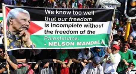 نہتے فلسطنیوں پر بربریت کے خلاف ساﺅتھ افریقہ کا احتجاج ،اسرائیلی سفیر کو غیر معینہ مدت تک کیلئے ملک چھوڑ دینے کا حکم