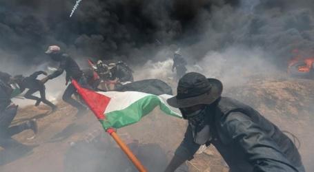 یروشلم میں امریکی سفارت خانہ کی منتقلی کا عمل جاری ،38 فلسطینی شہید،1700 زخمی