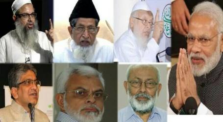 مودی حکومت کے چار سال مکمل :ہندوستان کی اعلی مسلم قیادت نے ملت ٹائمز سے خاص بات چیت میں بتایاانتہائی مایوس کن
