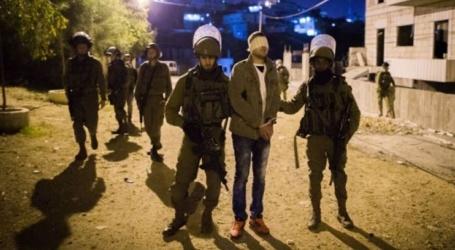 اسرائیلی فوج کا کریک ڈاﺅن ،ایک درجن روزہ دار گرفتار