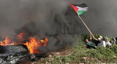 فلسطین میں آج یوم جنازہ ،اسرائیلی دہشت گردی میںاب تک58 سے زائد مظاہرین جاں بحق
