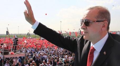 فلسطینیوں سے اظہار یکجہتی کیلئے ترکی میں پانچ لاکھ مسلمانوں کا اجتماع ۔ بیت المقدس کے بعد ہمارا آخری قبلہ بھی خطرے میں ہے :اردگان