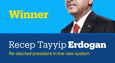 ترکی کی عوام نے طیب کو دوبارہ صدر منتخب کرلیا