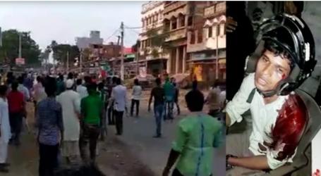 ڈھاکہ میں آر ایس ایس کی غنڈہ گردی سے ماحو ل کشیدہ ،پہلے جی شری رام کا نعرہ لگوایا پھر حملہ کیا