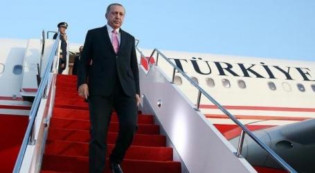 ترک صدر امریکہ کے دورے پر روانہ ،ٹرمپ سے ملاقات ایجنڈا سے خارج