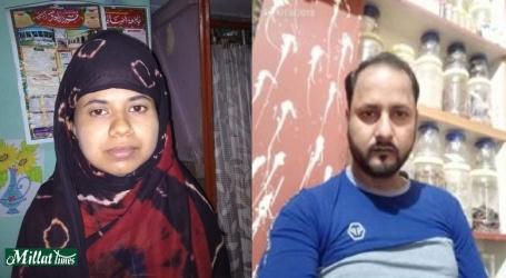 بیوی کے تمام زیورات پر قبضہ کرنے کے بعد شوہر نے فون کرکے کہا:میں تمہیں دے رہاہوں تین طلاق،گلناز نے ویڈیو جاری کرکے انصاف کی گہار لگائی