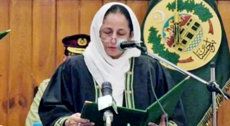 پاکستان تاریخ کی پہلی خاتون سیدہ طاہرہ صفدر چیف جسٹس بنی