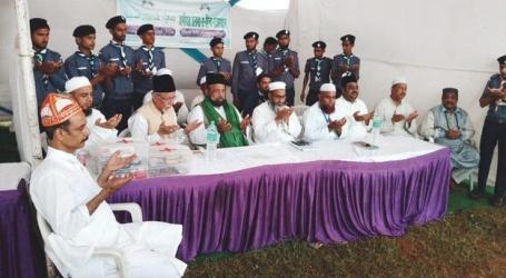 اجمیرشریف میں محرم کے موقع پر جمعیۃ علماء ہند کی جانب سے میڈیکل کیمپ کا افتتاح