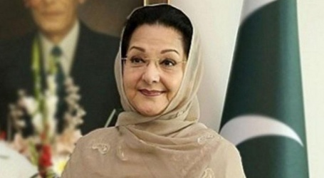 پاکستان کی سابق خاتون اول بیگم کلثوم نواز نم آنکھوں کے ساتھ سپرد خاک ،مولانا طارق جمیل نے پڑھائی نمازہ جنازہ
