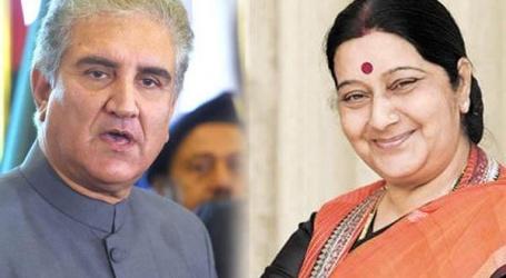 کئی سالوں کے تعطل کے بعد رواں ماہ کے اخیر میں ہوسکتی ہندو پاک کے وزرائے خارجہ کی ملاقات