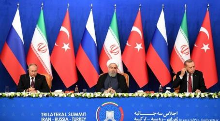 ادلب میں جنگ بندی پر روس ،ایران او ر ترکی کی مذاکرات ناکام
