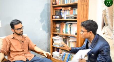 صدائے نوجوان( قسط :02 )معرو ف طلبہ لیڈر عمر خالد کے ساتھ