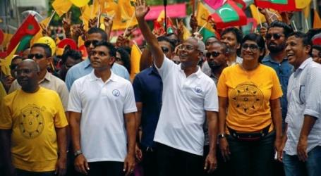 مالدیپ صدارتی انتخاب میں اپوزیشن امیدوار کی جیت ،عوام نے نتیجہ کو بتایا خلاف توقع اور حیران کن