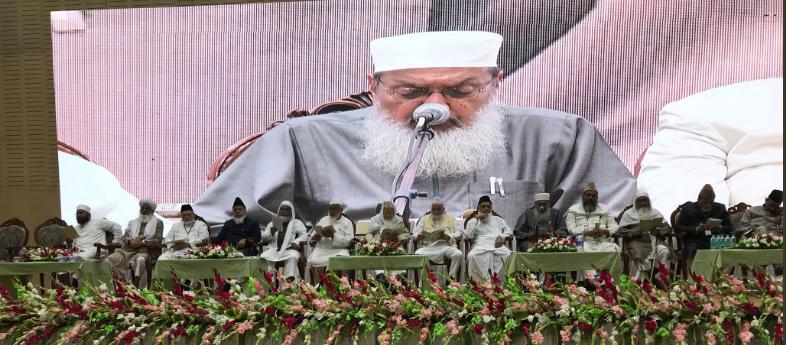 رام مند ر کیلئے احتجاج کی دھمکی خطرناک، 2019 کے عام انتخابات کیلئے کیا جارہاہے یہ سب :بورڈ
