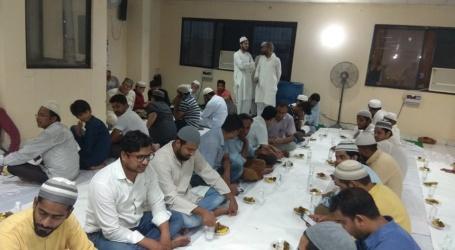 آئی او ایس کی جانب سے دعوت افطار کا اہتمام ،سماج کے سبھی طبقہ کے لوگوں کی شرکت