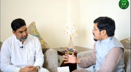 ہریانہ کے سابق وزیر ،کانگریسی رہنما چودھری آفتاب احمد سے خصوصی انٹر ویو