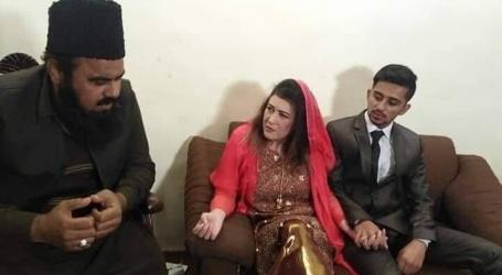 امریکہ کی 41 سالہ خاتون ڈاکٹر نے قبول کیا اسلام ،پاکستانی نوجوان کے ساتھ کی شادی