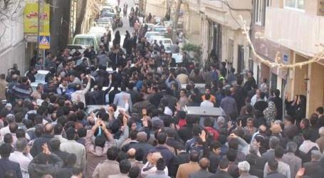 ایران میں صوفی مسلک کے 200 کارکنوں کو کوڑوں اور قید کی سزائیں