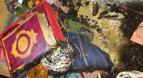 بہن کی شادی کیلئے اکٹھا کیاتھا سامان ،شرپسندوں نے پورے گھر کو لوٹ کر نذر آتش کردیا