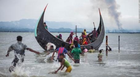 مظالم سے نجات حاصل کرنے کیلئے سرحد عبور کرنے والے 106 روہنگیا مسلمان گرفتار
