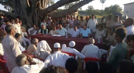 ملت ٹائمز کی خبر پر حرکت میں آئی انتظامیہ ،بہار کے روپولی گاوں میں حالات اب معمول پر