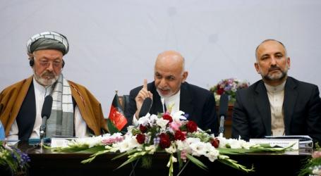 پُرامن افغانستان پاکستان کے ساتھ بھی امن چاہتا ہے، افغان صدر اشرف غنی