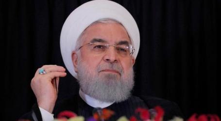 امریکا نے ایران پر پابندیوں کے غلط راستے کا انتخاب کیا، شکست سے دوچار ہونے کیلئے تیار رہے: حسن روحانی