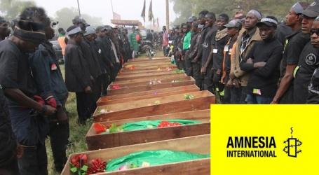 نائیجیریا میں شیعہ مسلمانوں کا وحشیانہ قتل عام شرمناک ہے: ایمنسٹی انٹرنیشنل