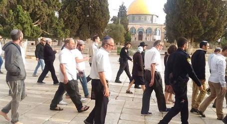 انتہا پسند صہیونی حکومت مسجد اقصیٰ کو یہودی معبد میں تبدیل کرنا چاہتی ہے :فلسطین