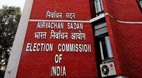 جن پر تکیہ تھا وہی پتے ہوا دینے لگے : ای وی ایم کے غلط استعمال کی شکایتیں تفتیش میں غلط ثابت ہوئیں: الیکشن کمیشن