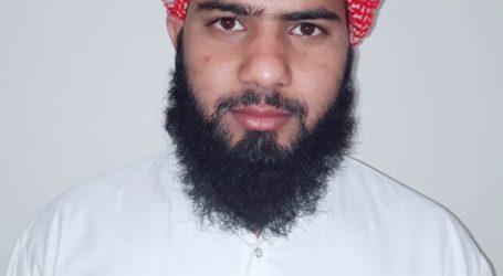 دارالقراءت حسنیہ کے طالب علم نے سعودى عرب کے اىک مسابقہ میں نمایاں کامیابی حاصل کى