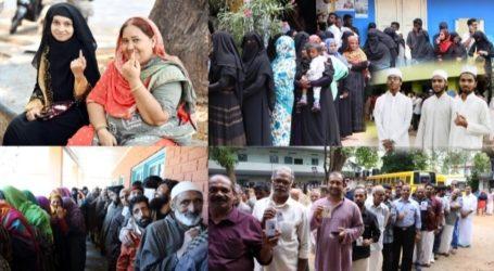 تیسرا مرحلہ: بنگال ، تریپورہ ، آسام ، گوا اور کیرالہ میں زبردست پولنگ !