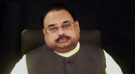 پاکستان کے معروف سیاسی رہنما الطاف حسین لند ن میں گرفتار