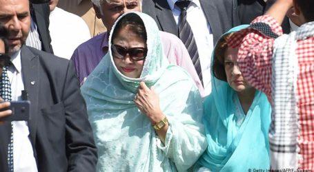 پاکستان میں اپوزیشن کے خلاف کریک ڈاﺅن جاری ۔ آصف علی زرداری کی بہن فریال تالپور بھی گرفتار