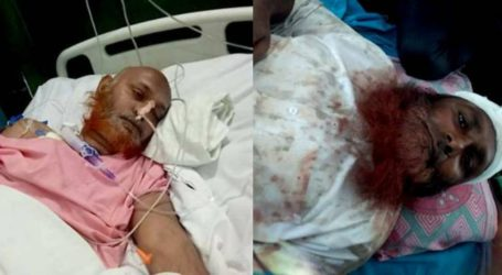 موب لنچنگ کا ایک اور اندوہناک واقعہ : گالی گلوچ کے بعد داڑھی نوچ کر پٹائی، زخمی انظار دوران علاج فوت