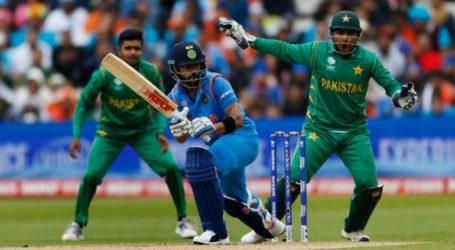 عالمی کپ میں پاکستان کو ایک مرتبہ بھر ہندوستان کے ہاتھوں بدترین شکست کا سامنا ۔
