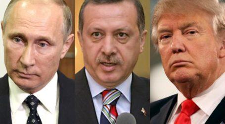 مشرق وسطی کے ممالک میں طیب اردگان سب سے زیادہ مقبول عالمی رہنما ۔ ٹرمپ اور پوتین بہت پیچھے