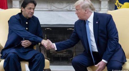 ڈونالڈ ٹرمپ نے قبول کی عمران خان کی دعوت ۔ پاکستان آسکتے ہیں امریکی صدر