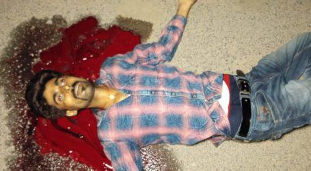 موتیہاری: باپو دھام پور ریلوے اسٹیشن کے قریب مسلح بدمعاشوں نے گولی مار کر ایک نوجوان کی لے لیجان
