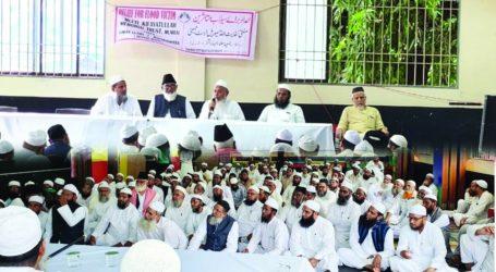 جمعیۃ علماء مہاراشٹر سیلاب متاثرین کی باز آباد کاری کے لئے کمر بستہ