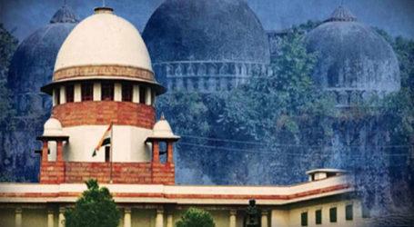 بابری مسجد کا متوقع فیصلہ ۔ ہندوستان کی سیاست یہاں سے نئی کروٹ لے گی