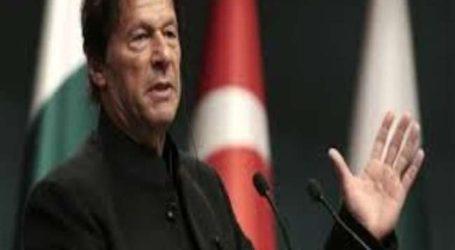 بھارت اور پاکستان کے درمیان دوستانہ تعلقات جنوبی ایشیا کیلئے ناگزیر: عمران خان